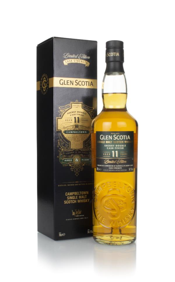 Glen Scotia 11 Year Old Double Sherry Cask Finish Single Malt Whisky