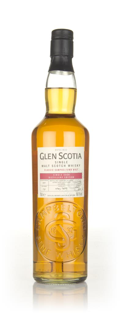 Glen Scotia 12 Year Old 2002 (cask 196) - Distillery Edition Single Malt Whisky