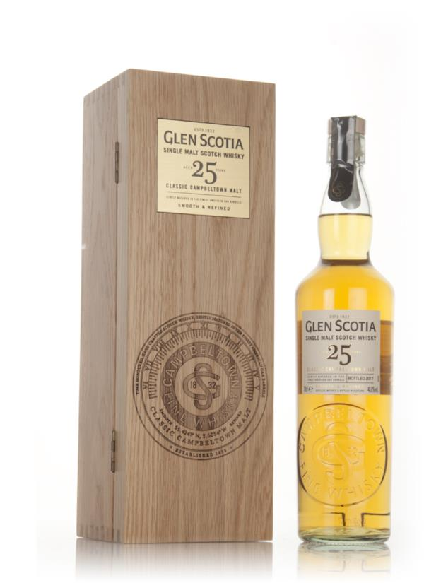 Glen Scotia 25 Year Old 3cl Sample Single Malt Whisky