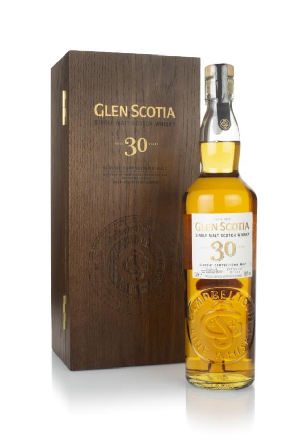 Glen Scotia 30 Year Old Single Malt Whisky
