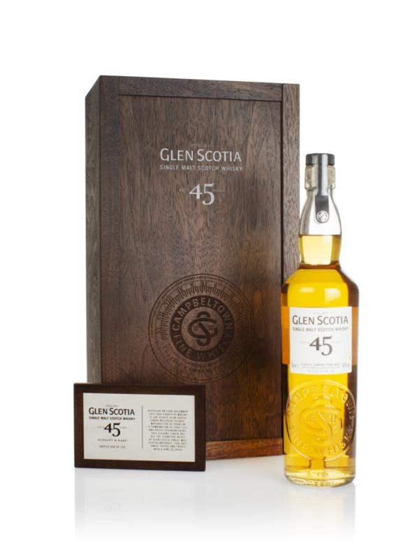 Glen Scotia 45 Year Old 1973 Single Malt Whisky