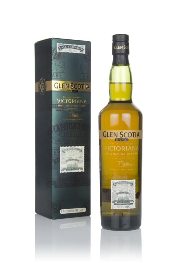 Glen Scotia Victoriana Cask Strength Single Malt Whisky
