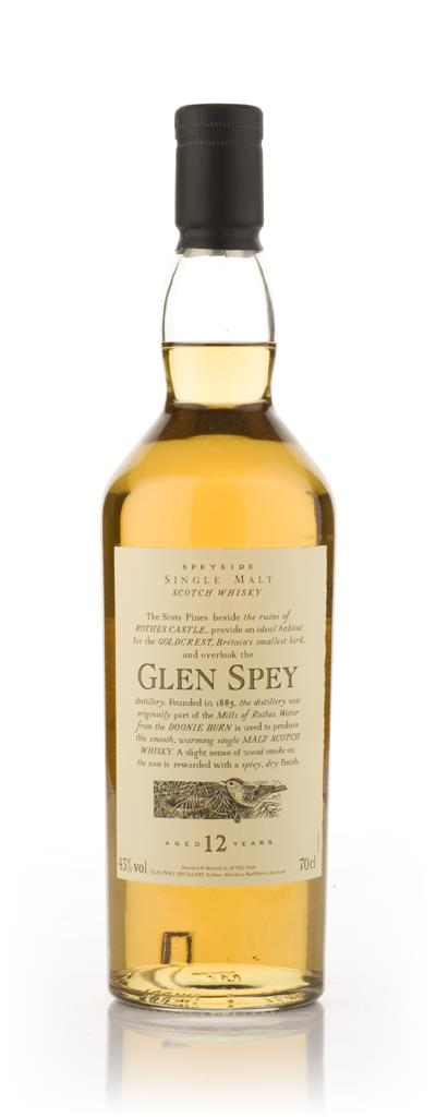 Glen Spey 12 Year Old - Flora and Fauna Single Malt Whisky