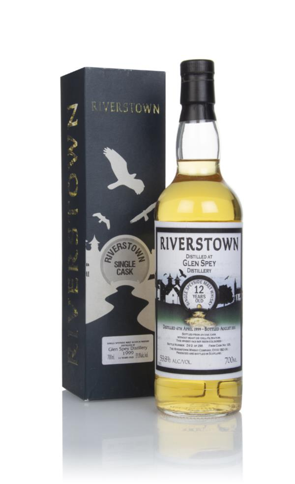 Glen Spey 12 Year Old 1999 (cask 125) - Riverstown Single Malt Whisky