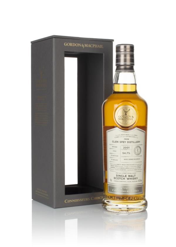 Glen Spey 17 Year Old 2001 - Connoisseurs Choice (Gordon & MacPhail) Single Malt Whisky