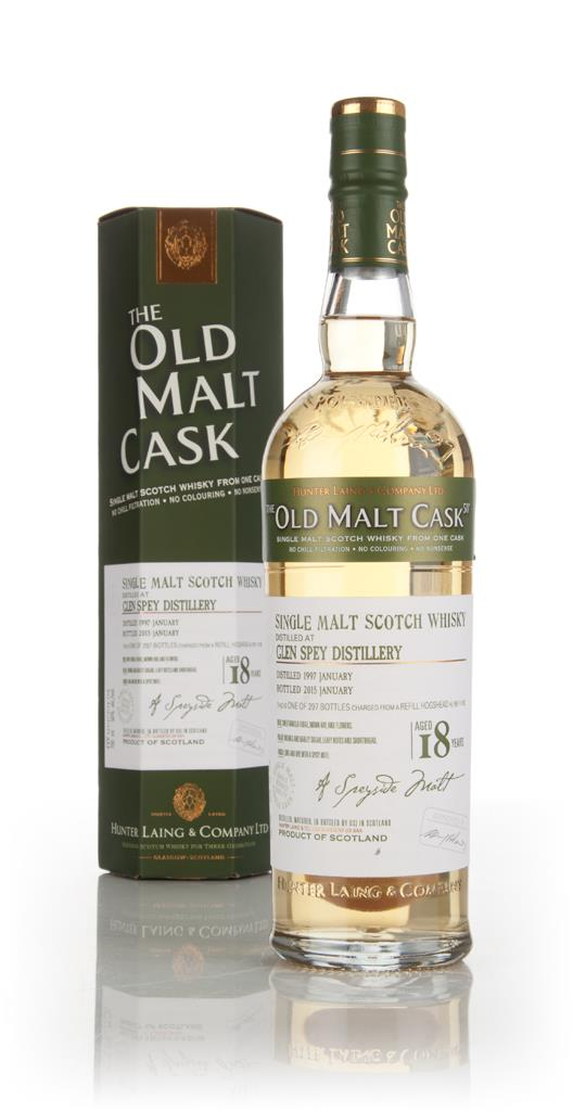 Glen Spey 18 Year Old 1997 (cask 11192) - Old Malt Cask (Hunter Laing) Single Malt Whisky