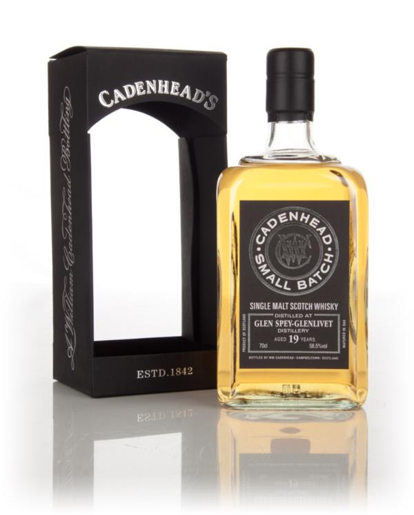 Glen Spey 19 Year Old 1995 - Small Batch (WM Cadenhead) Single Malt Whisky