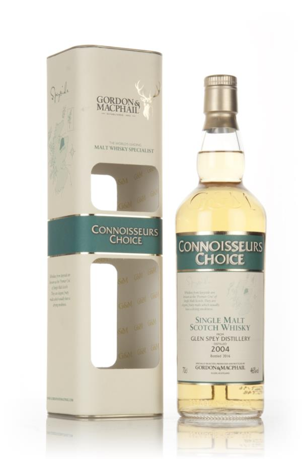 Glen Spey 2004 (bottled 2016) - Connoisseurs Choice (Gordon & MacPhail Single Malt Whisky