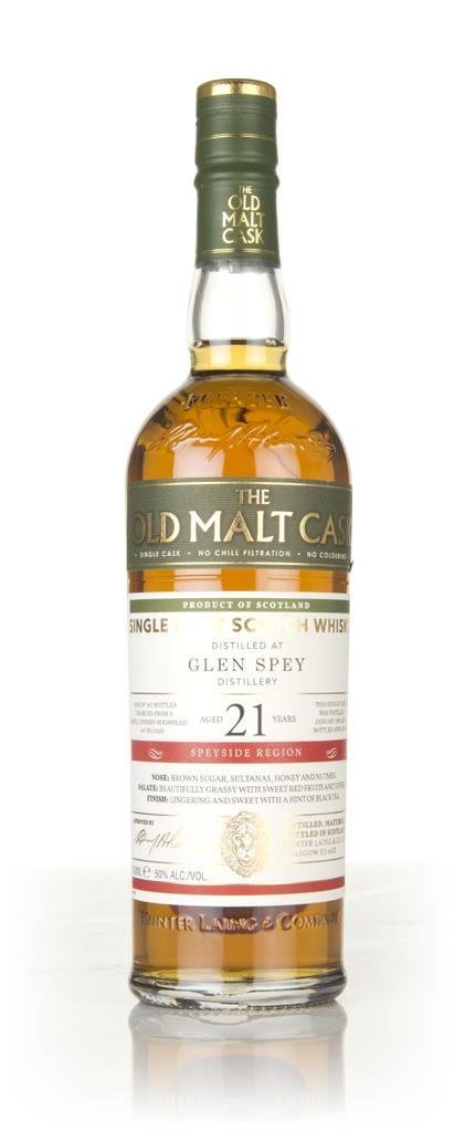 Glen Spey 21 Year Old 1997 (cask 15029) - Old Malt Cask (Hunter Laing) Single Malt Whisky