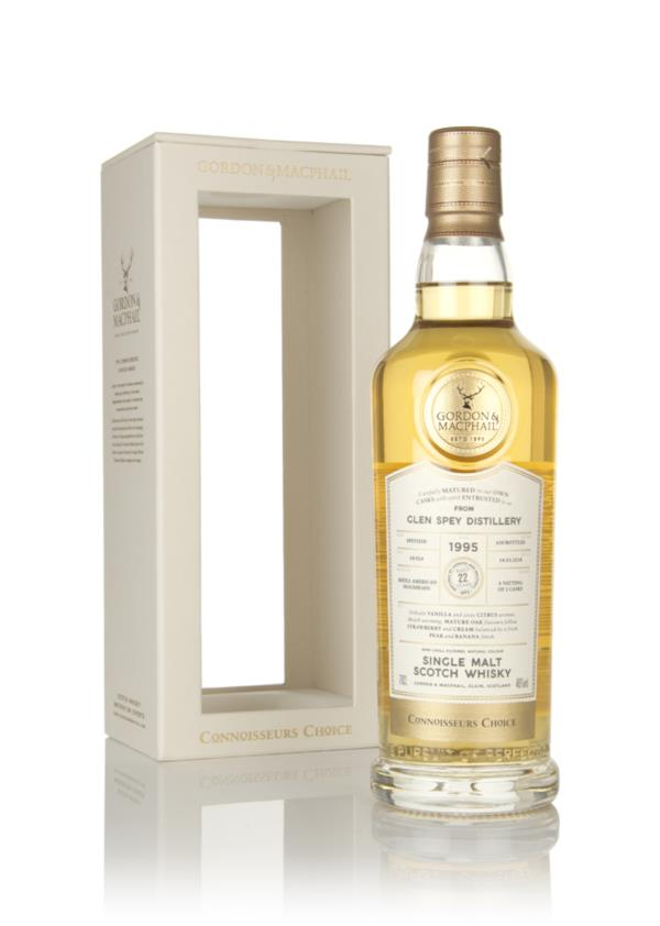 Glen Spey 22 Year Old 1995 - Connoisseurs Choice (Gordon & MacPhail) Single Malt Whisky