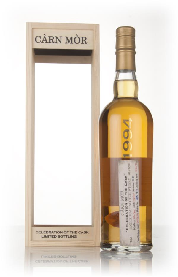 Glen Spey 23 Year Old 1994 (cask 2137) - Celebration of the Cask (Carn Single Malt Whisky