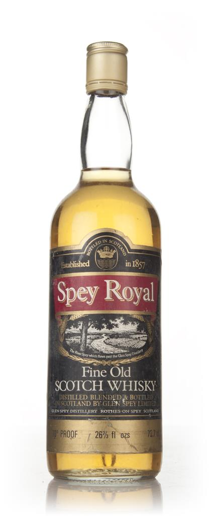Spey Royal - 1970s Blended Whisky