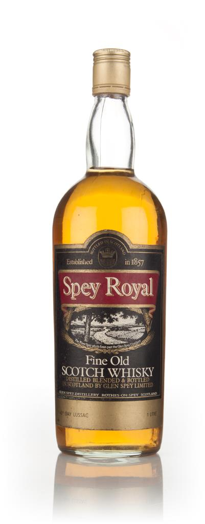 Spey Royal 1l - 1970s Blended Whisky