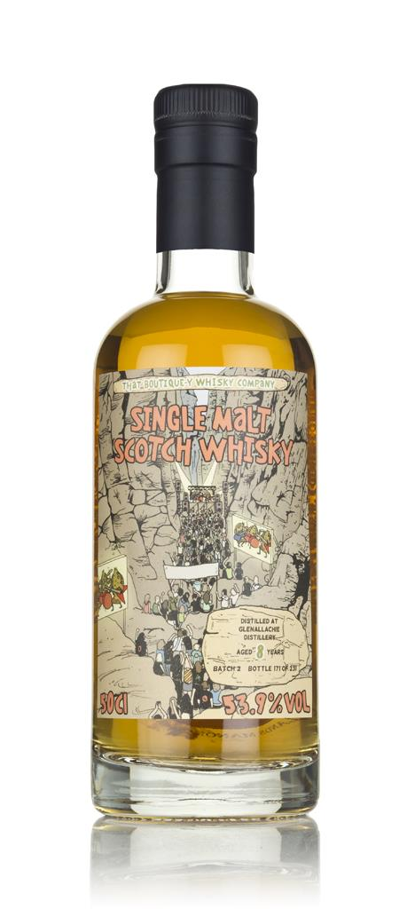 Glenallachie 8 Year Old (That Boutique-y Whisky Company) Single Malt Whisky