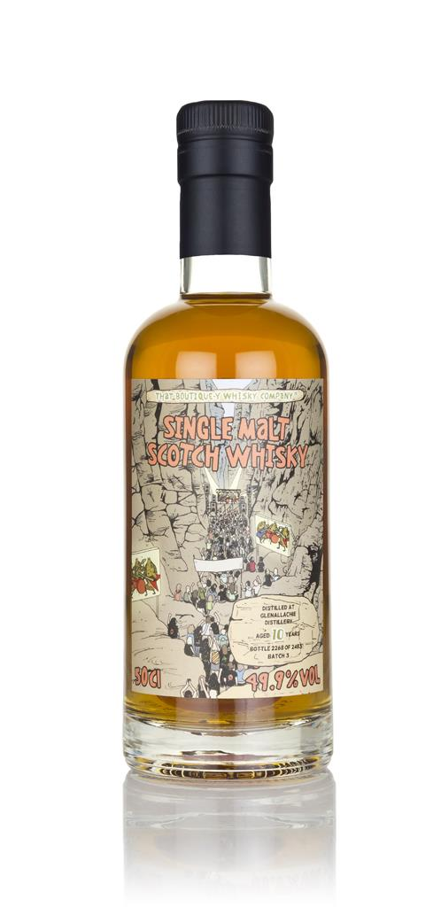 Glenallachie 10 Year Old (That Boutique-y Whisky Company) Single Malt Whisky