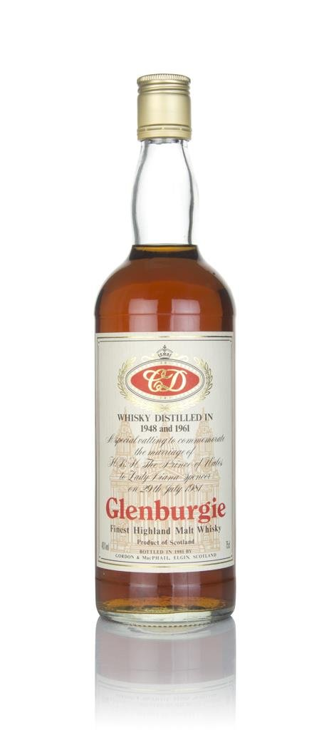 Glenburgie Royal Marriage Single Malt Whisky