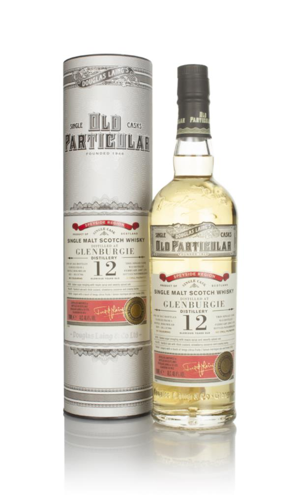 Glenburgie 12 Year Old 2007 (cask 13706) - Old Particular (Douglas Lai Single Malt Whisky