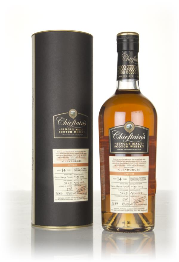 Glenburgie 14 Year Old 2003 (cask 96631) - Chieftain's (Ian Macleod) Single Malt Whisky