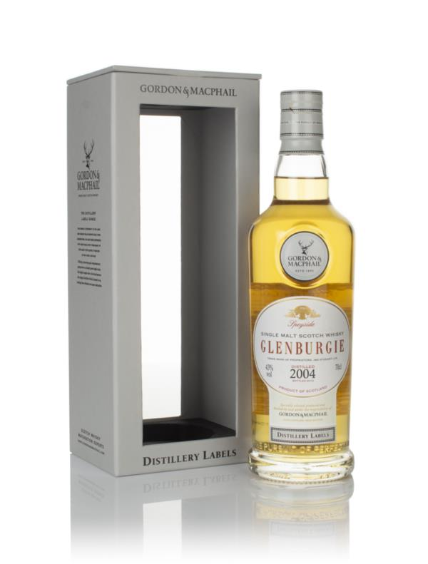 Glenburgie 15 Year Old 2004 - Distillery Labels (Gordon & MacPhail) Single Malt Whisky