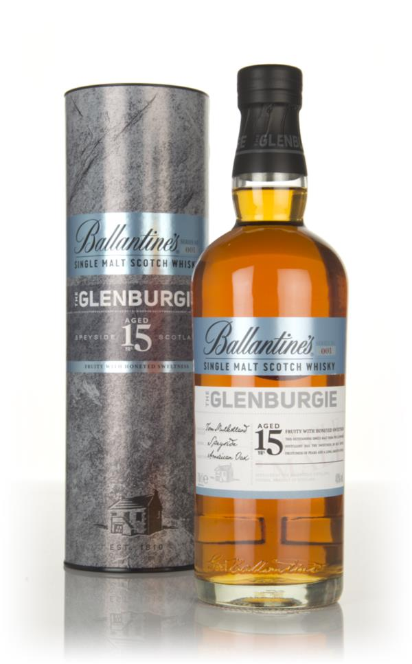 Glenburgie 15 Year Old - Ballantine's Single Malt Whisky