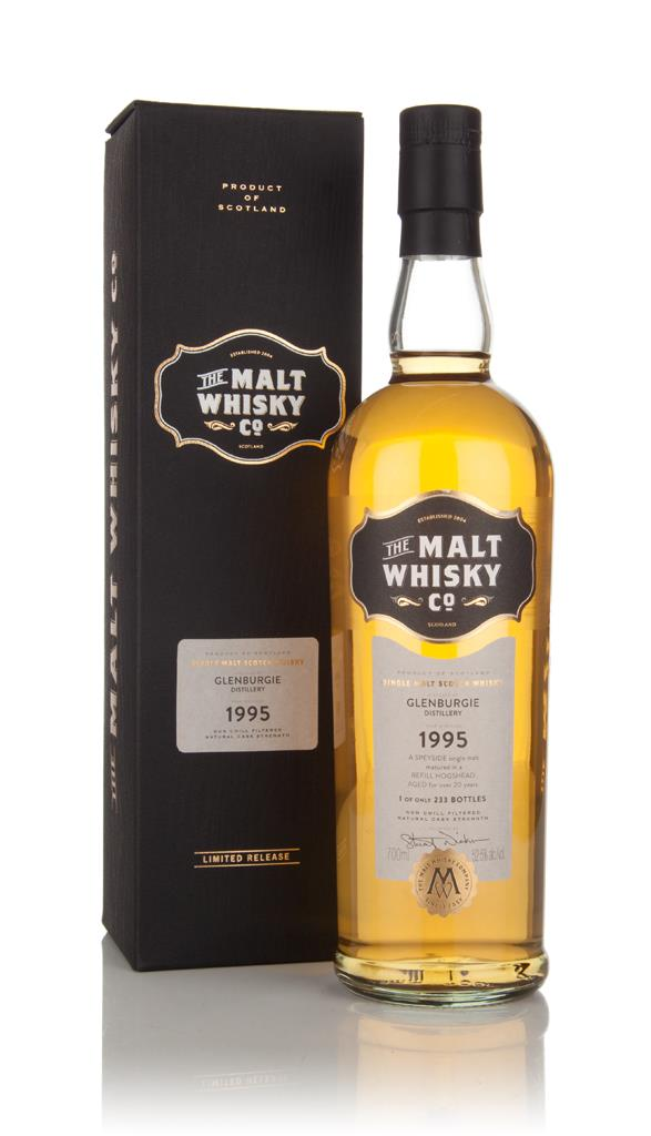 Glenburgie 20 Year Old 1995 (The Malt Whisky Company) 3cl Sample Single Malt Whisky