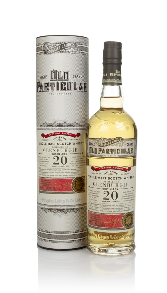 Glenburgie 20 Year Old 1999 (cask 13711) - Old Particular (Douglas Lai Single Malt Whisky