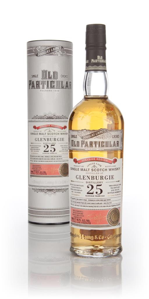 Glenburgie 25 Year Old 1989 (cask 10590) - Old Particular (Douglas Lai Single Malt Whisky 3cl Sample