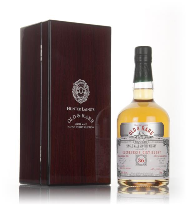 Glenburgie 36 Year Old 1980 - Old & Rare Platinum (Hunter Laing) 3cl S Single Malt Whisky 3cl Sample