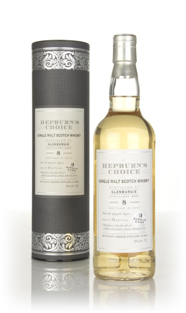 Glenburgie 8 Year Old 2007 (outturn: 320 bottles) - Hepburn's Choice ( Single Malt Whisky