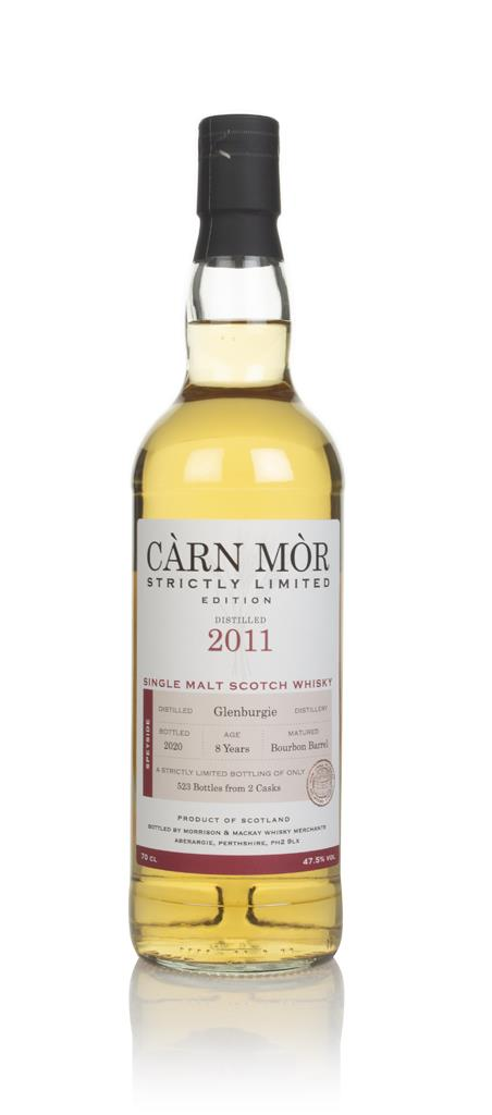 Glenburgie 8 Year Old 2011 - Strictly Limited (Carn Mor) Single Malt Whisky