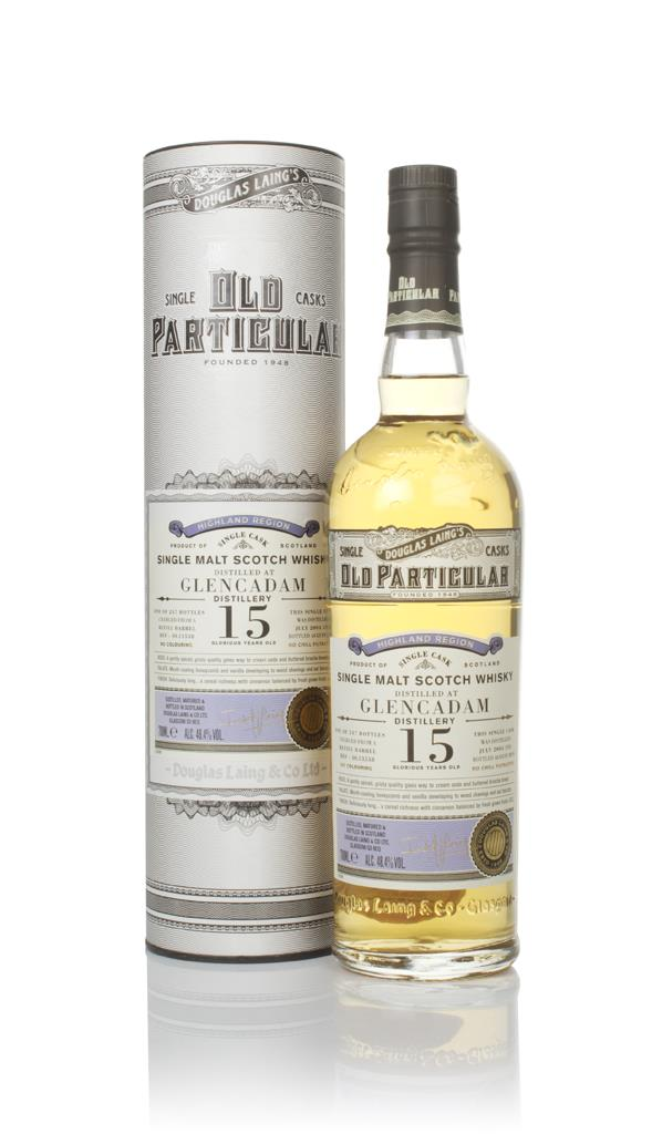 Glencadam 15 Year Old 2004 (cask 13538) - Old Particular (Douglas Lain Single Malt Whisky