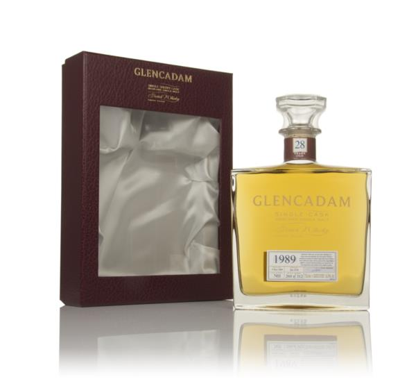Glencadam 28 Year Old 1989 (cask 7455) Single Malt Whisky