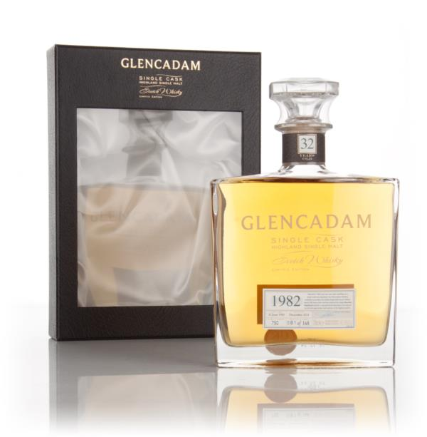 Glencadam 32 Year Old 1982 (cask 750) 3cl Sample Single Malt Whisky