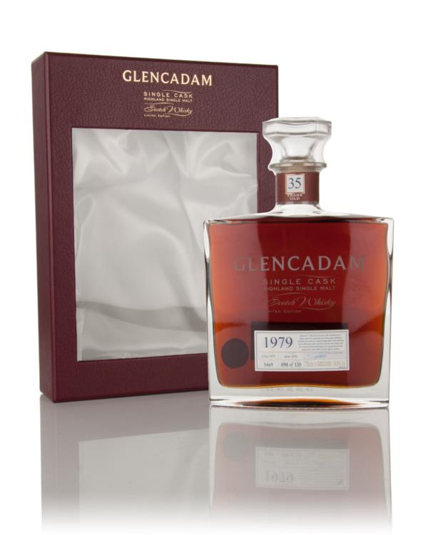Glencadam 35 Year Old 1979 (cask 5469) Single Malt Whisky