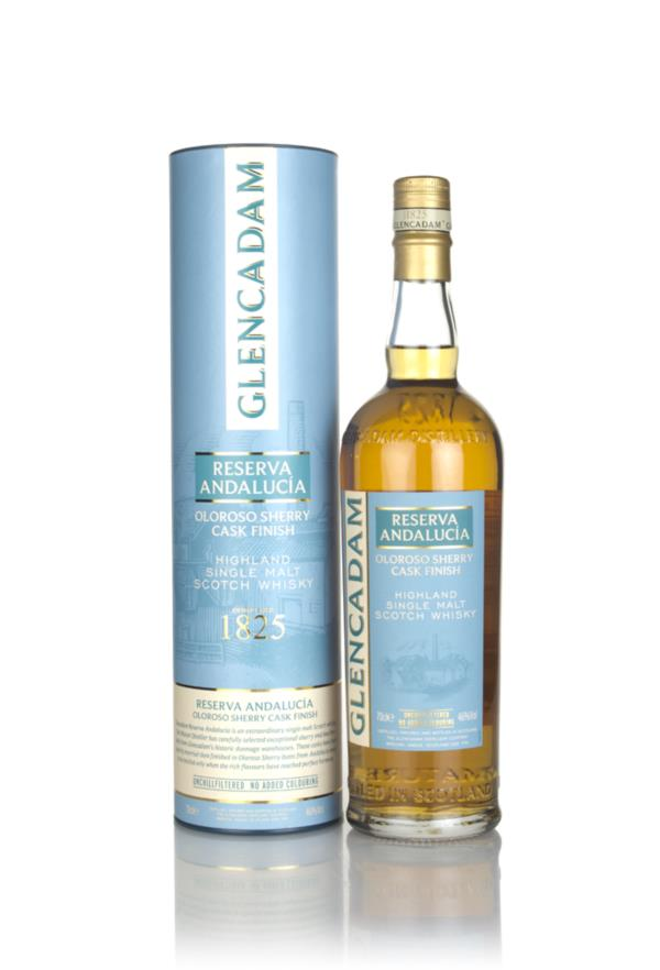 Glencadam Reserva Andalucia Single Malt Whisky
