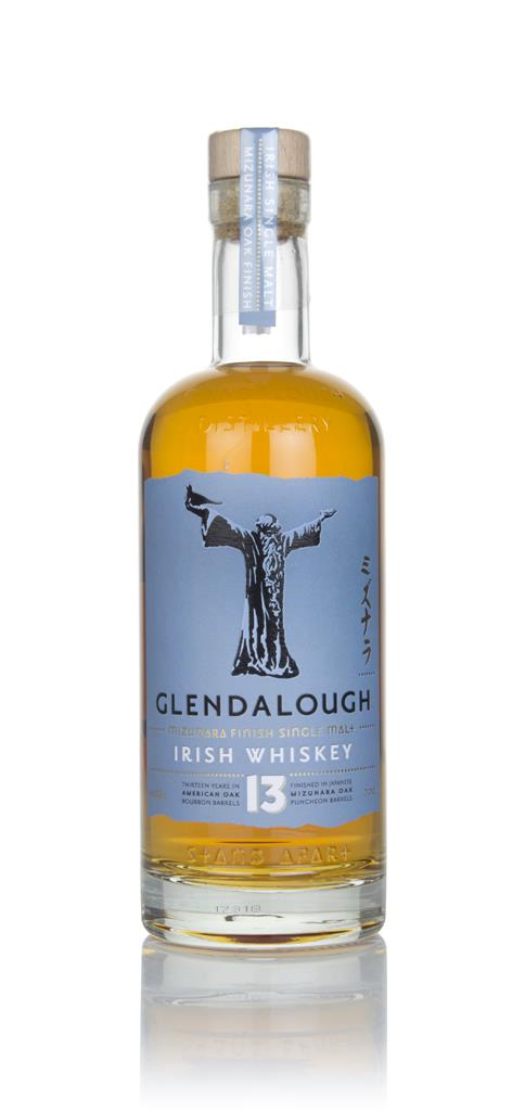 Glendalough 13 Year Old Irish Whiskey - Mizunara Oak Finish Single Malt Whiskey