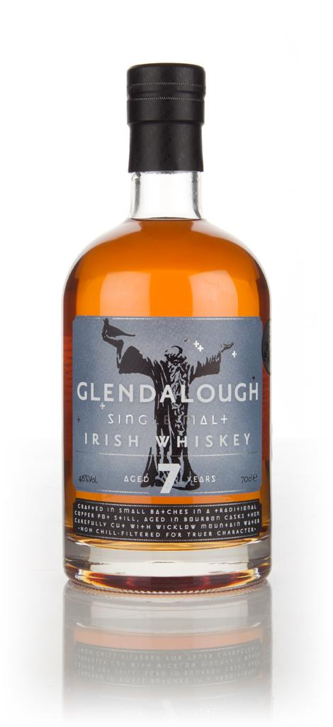 Glendalough 7 Year Old Irish Single Malt Whiskey