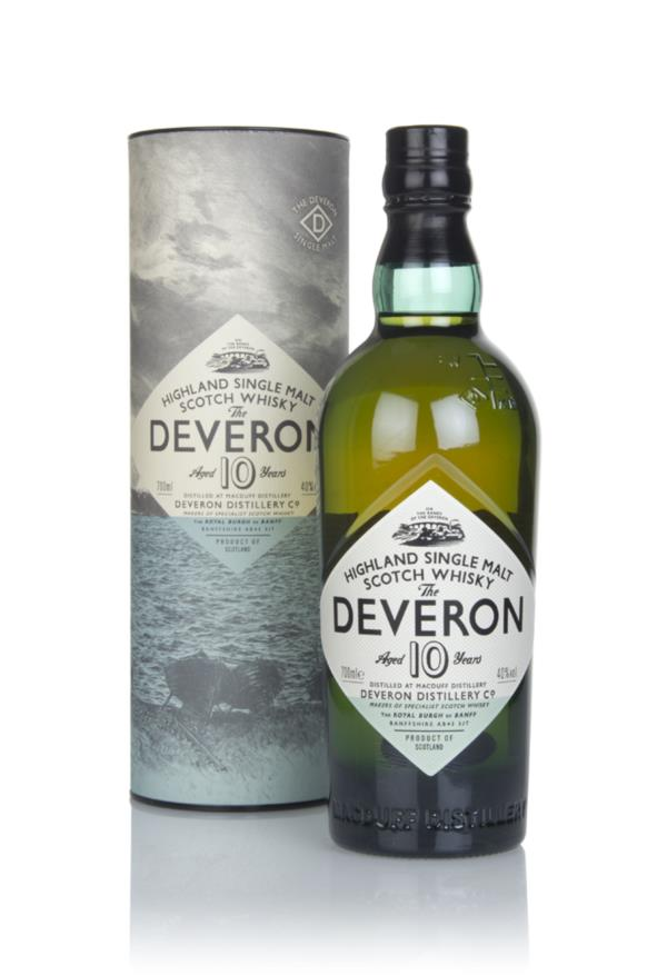 Glen Deveron 10 Year Old Single Malt Whisky