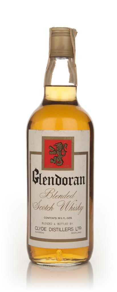 Glendoran Blended Scotch Whisky - 1970s Blended Whisky
