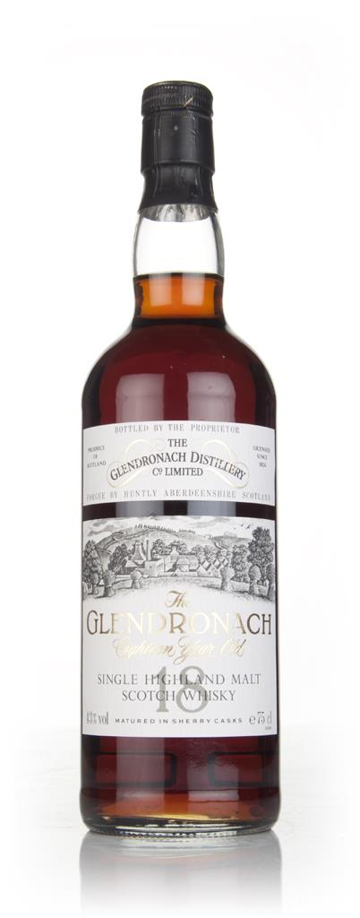 The GlenDronach 18 Year Old 1973 Single Malt Whisky
