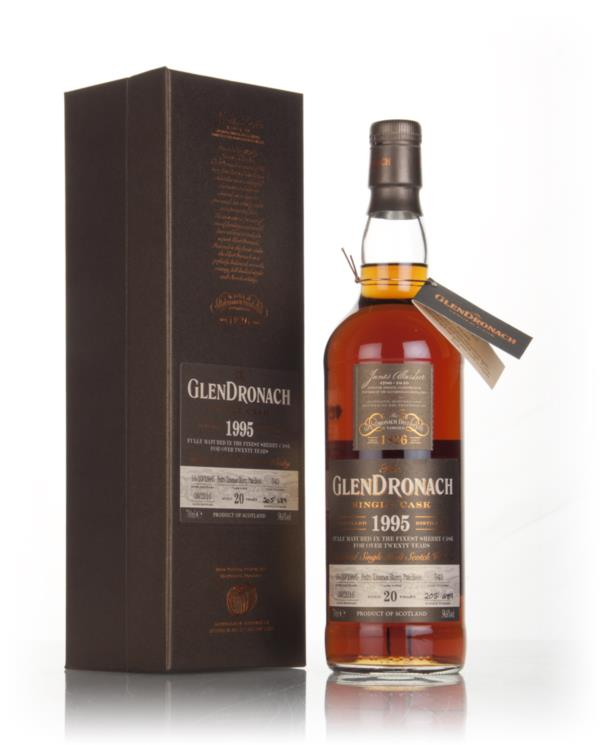 GlenDronach 20 Year Old 1995 (cask 543) 3cl Sample Single Malt Whisky