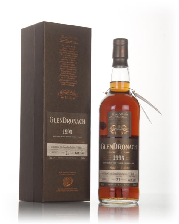 GlenDronach 21 Year Old 1995 (cask 4418) 3cl Sample Single Malt Whisky