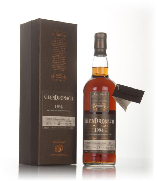 GlenDronach 22 Year Old 1994 (cask 3379) 3cl Sample Single Malt Whisky