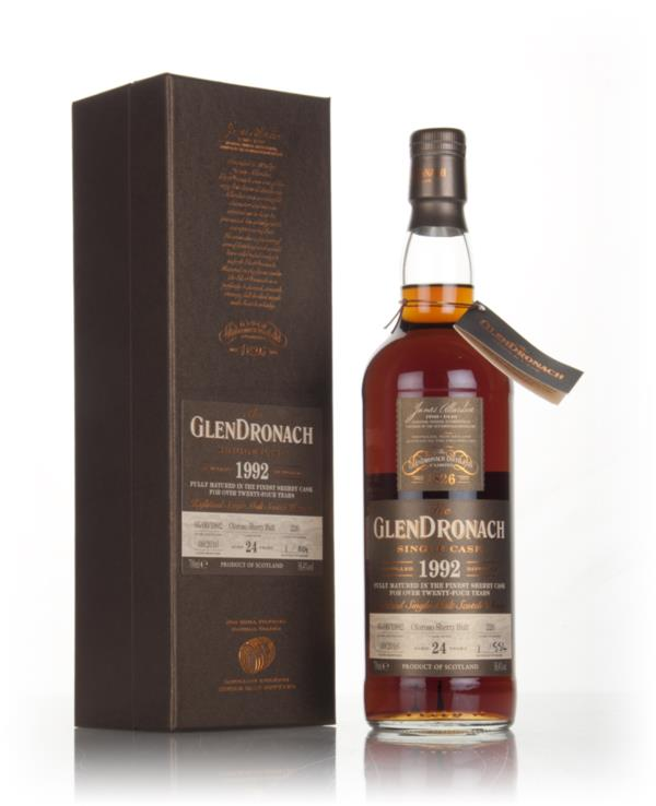 GlenDronach 24 Year Old 1992 (cask 226) 3cl Sample Single Malt Whisky