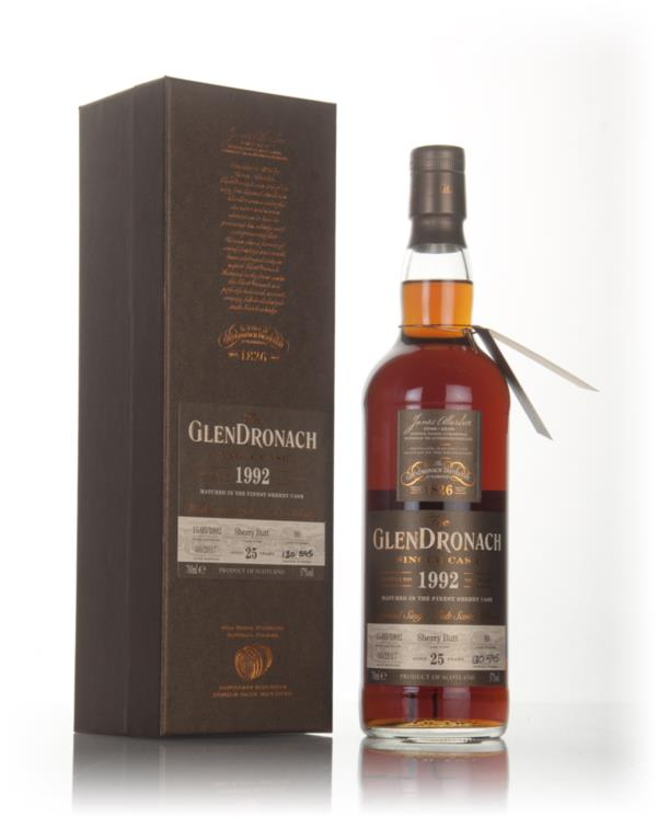GlenDronach 25 Year Old 1992 (cask 89) 3cl Sample Single Malt Whisky