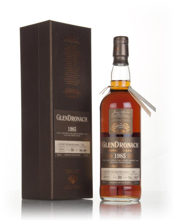 GlenDronach 30 Year Old 1985 (cask 1037) 3cl Sample Single Malt Whisky