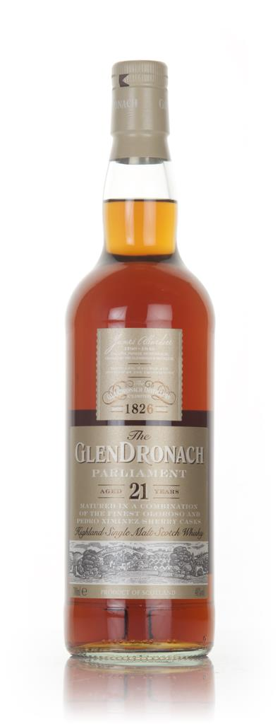 The GlenDronach 21 Year Old - Parliament Single Malt Whisky