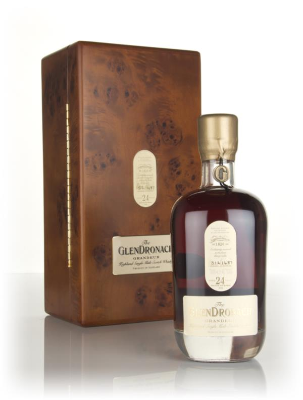 The GlenDronach 24 Year Old - Grandeur Batch 9 Single Malt Whisky