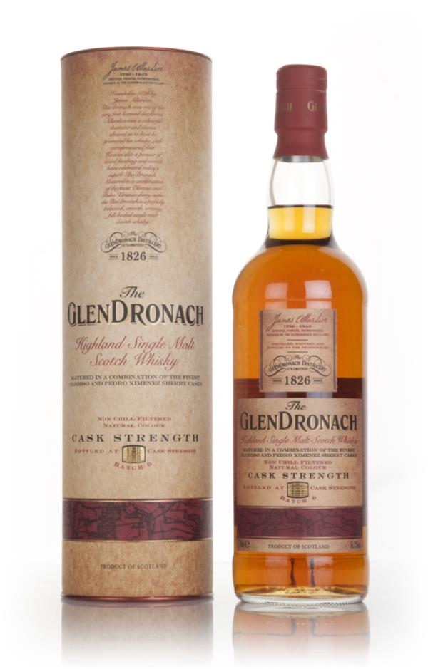 The GlenDronach Cask Strength - Batch 6 Single Malt Whisky