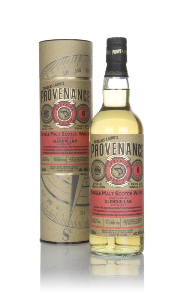 Glendullan 8 Year Old 2010 (cask 12679) - Provenance (Douglas Laing) Single Malt Whisky